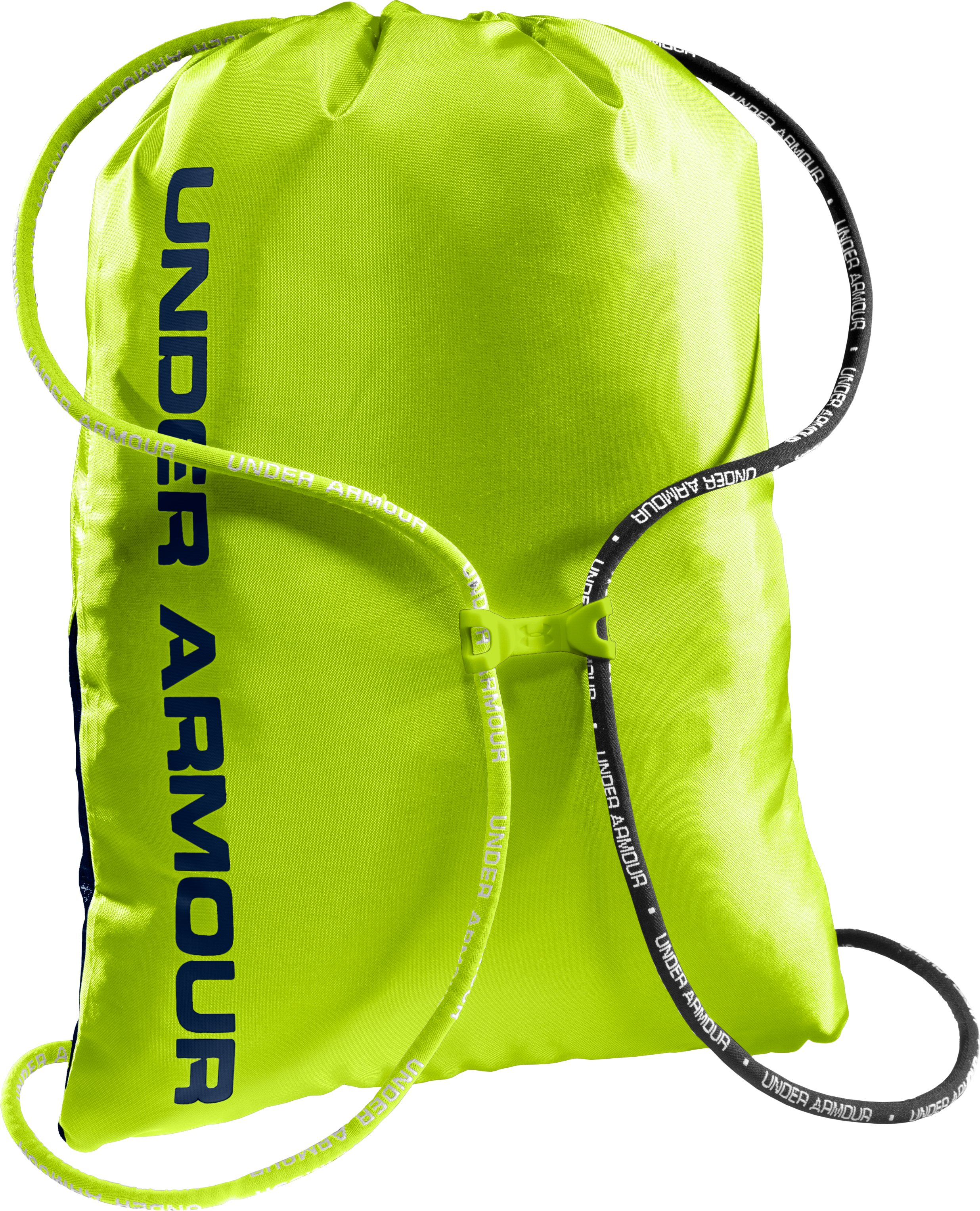 UA Exeter Sackpack, High-Vis Yellow
