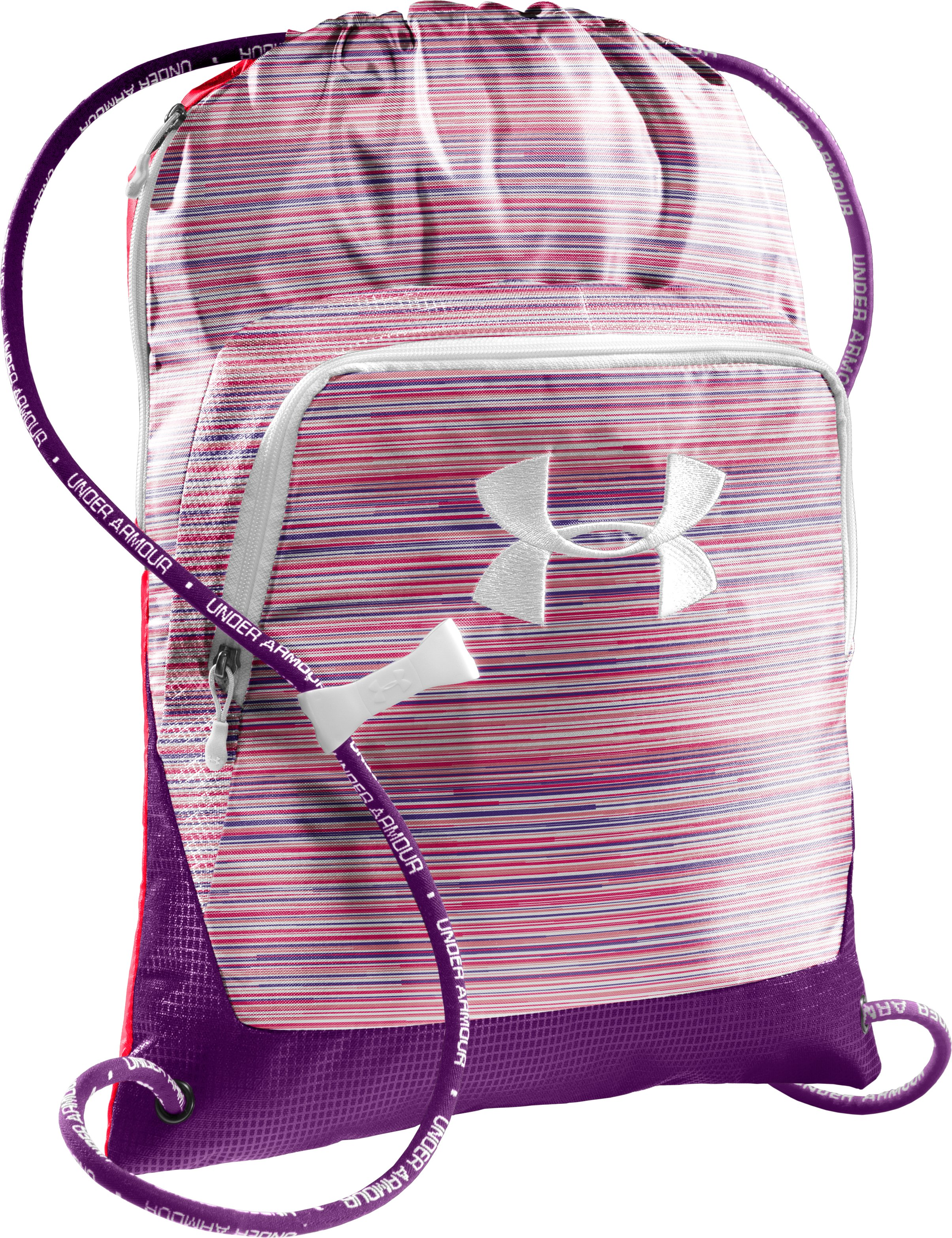 UA Exeter Sackpack, BRILLIANCE, zoomed image