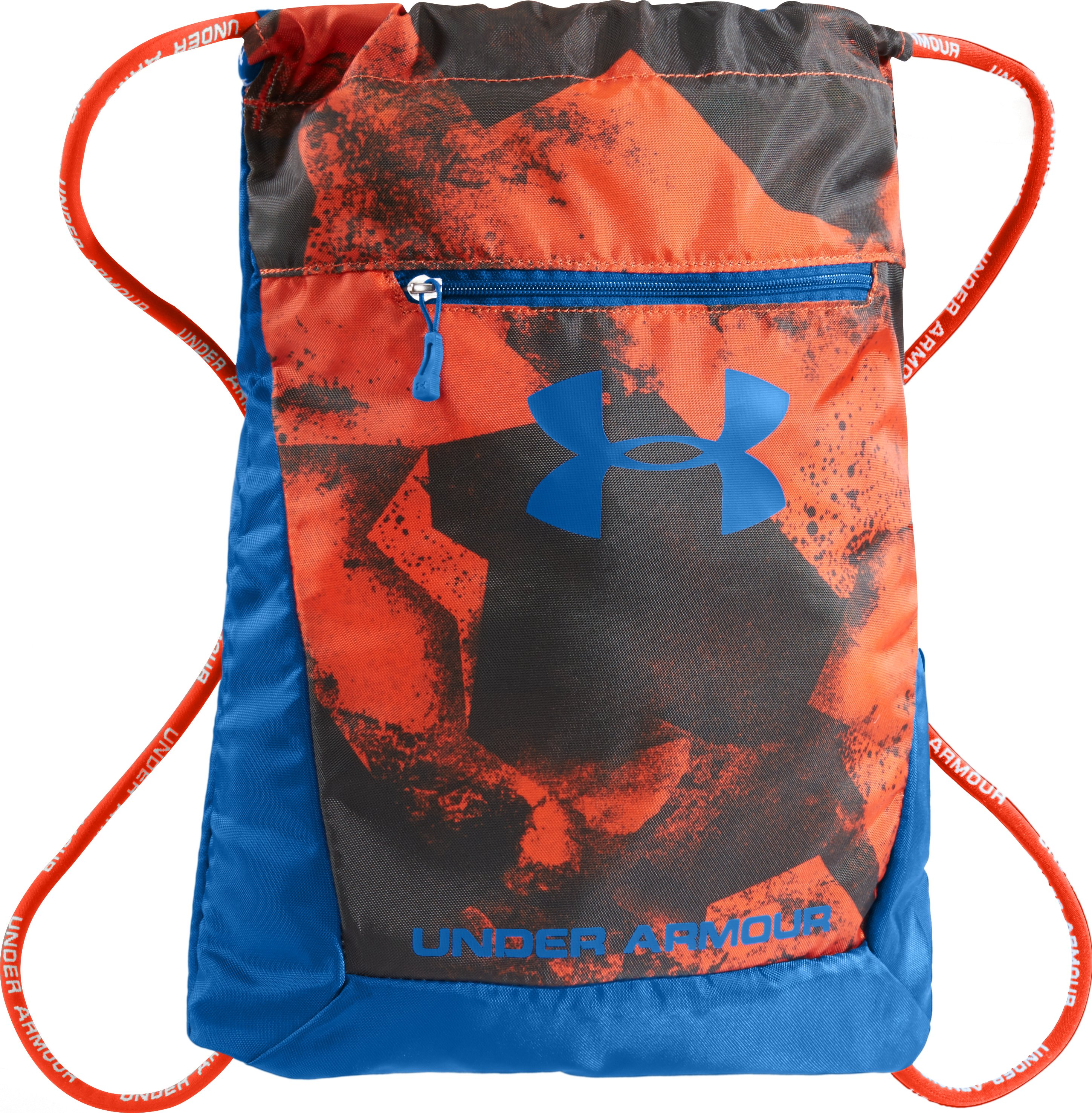 UA Hustle Sackpack, Volcano