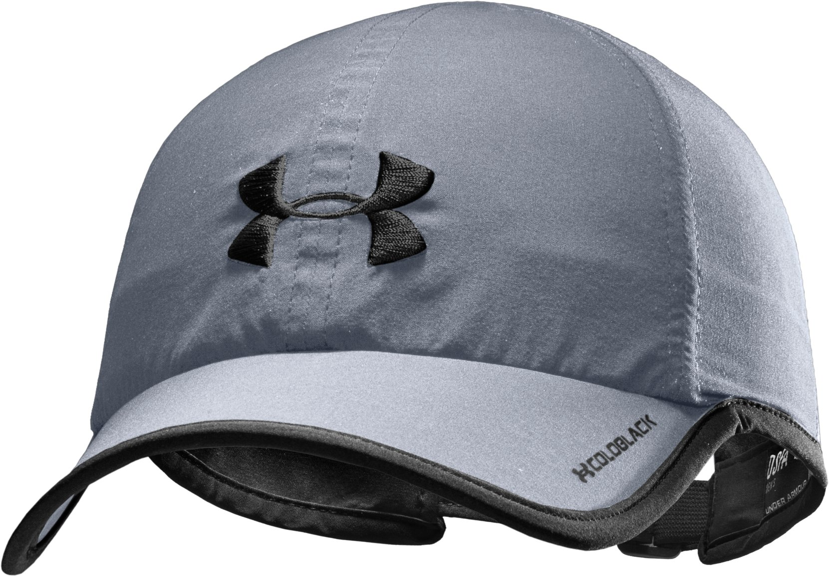 Men's UA Shadow Cap, Steel, zoomed image