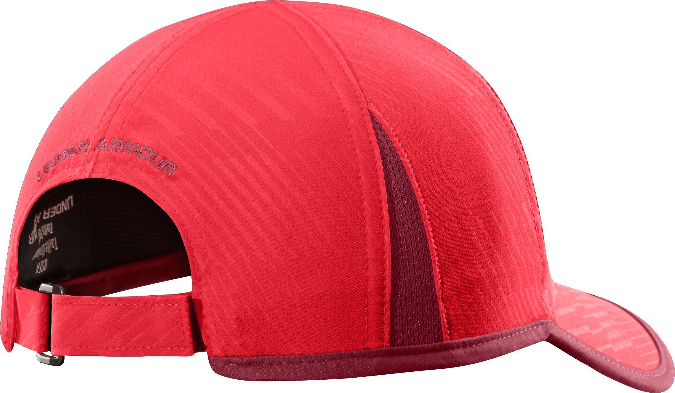 Men's UA Shadow Cap, RISK RED, undefined