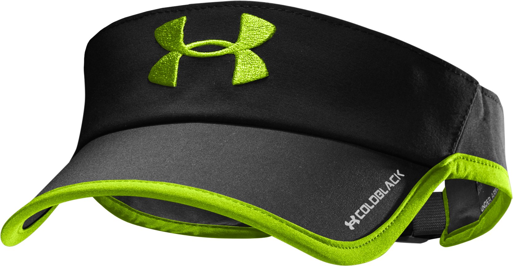 Men's UA Shadow Visor, Black