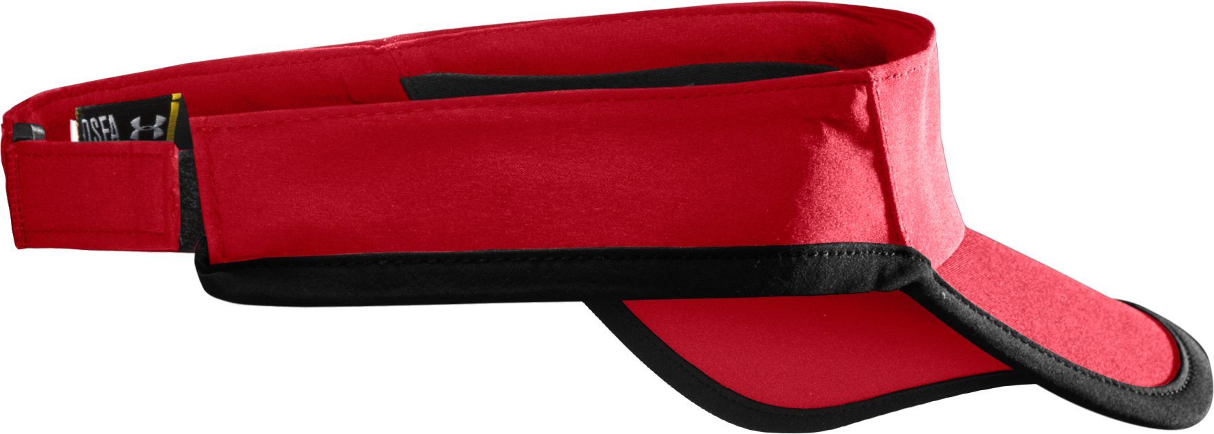 Men's UA Shadow Visor, Red