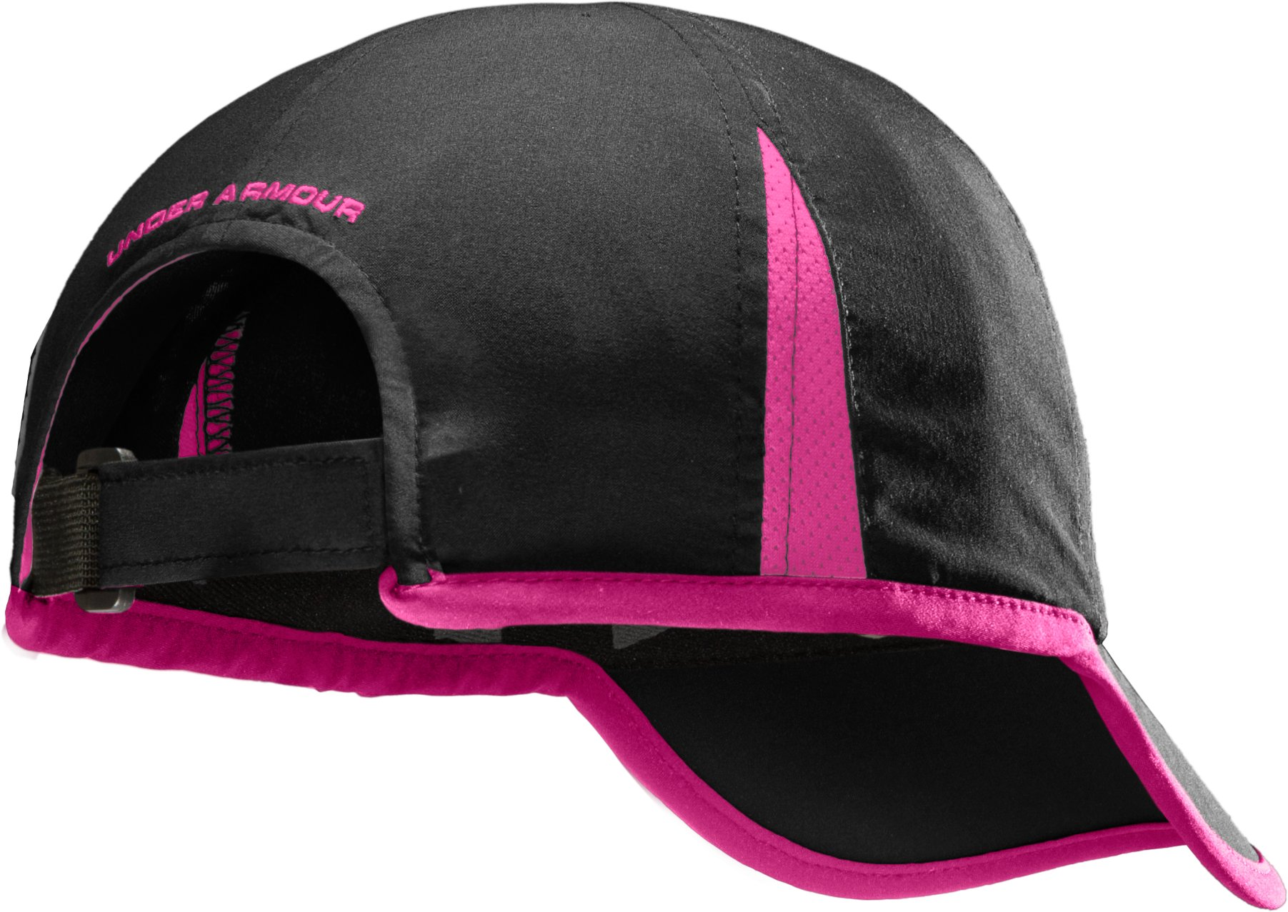 Women's UA Shadow Cap, Black , undefined