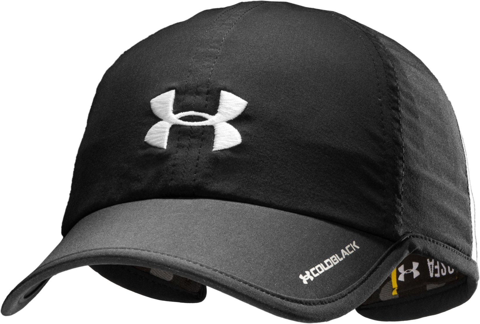 Women's UA Shadow Cap, Black , zoomed image