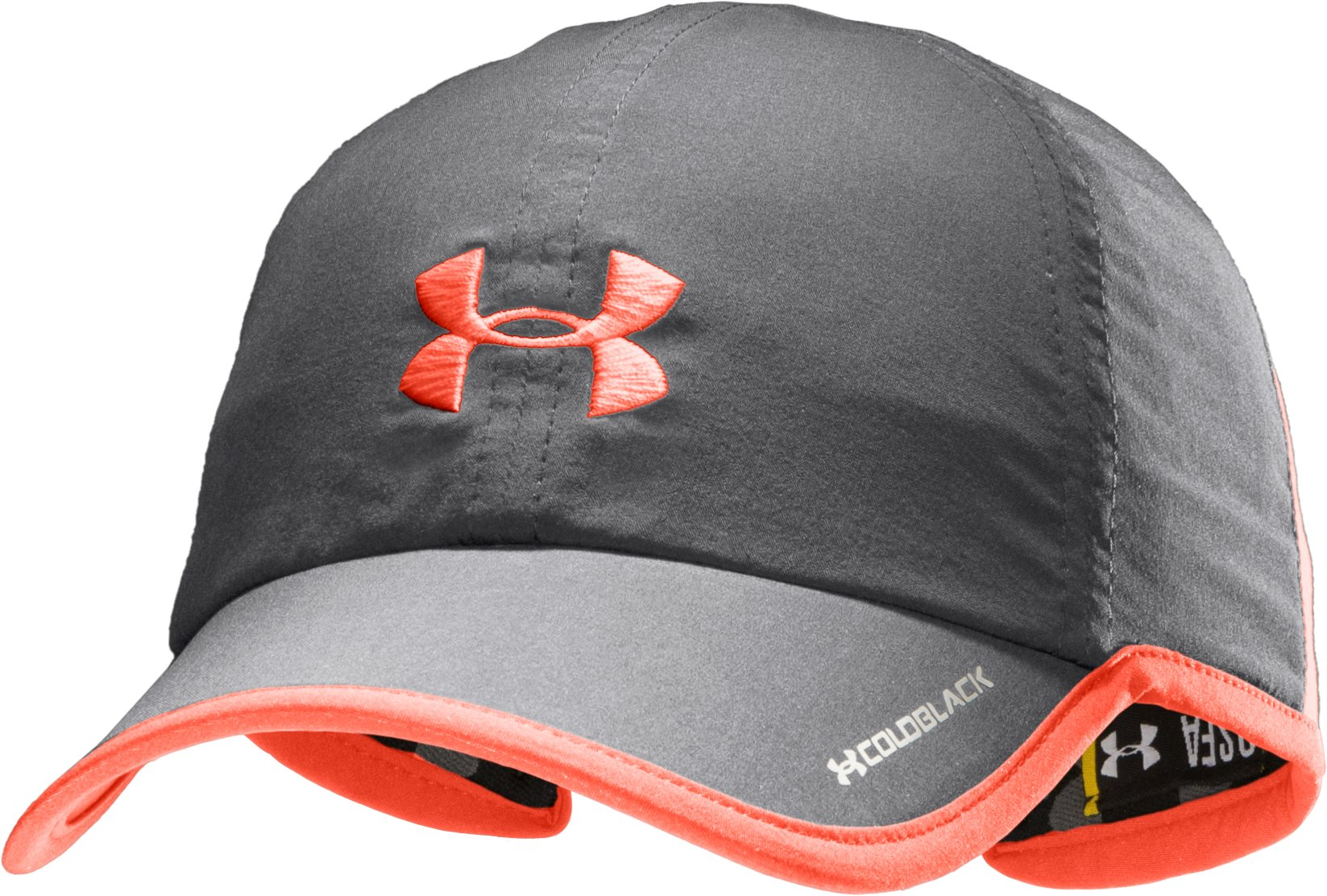 Women's UA Shadow Cap, Graphite