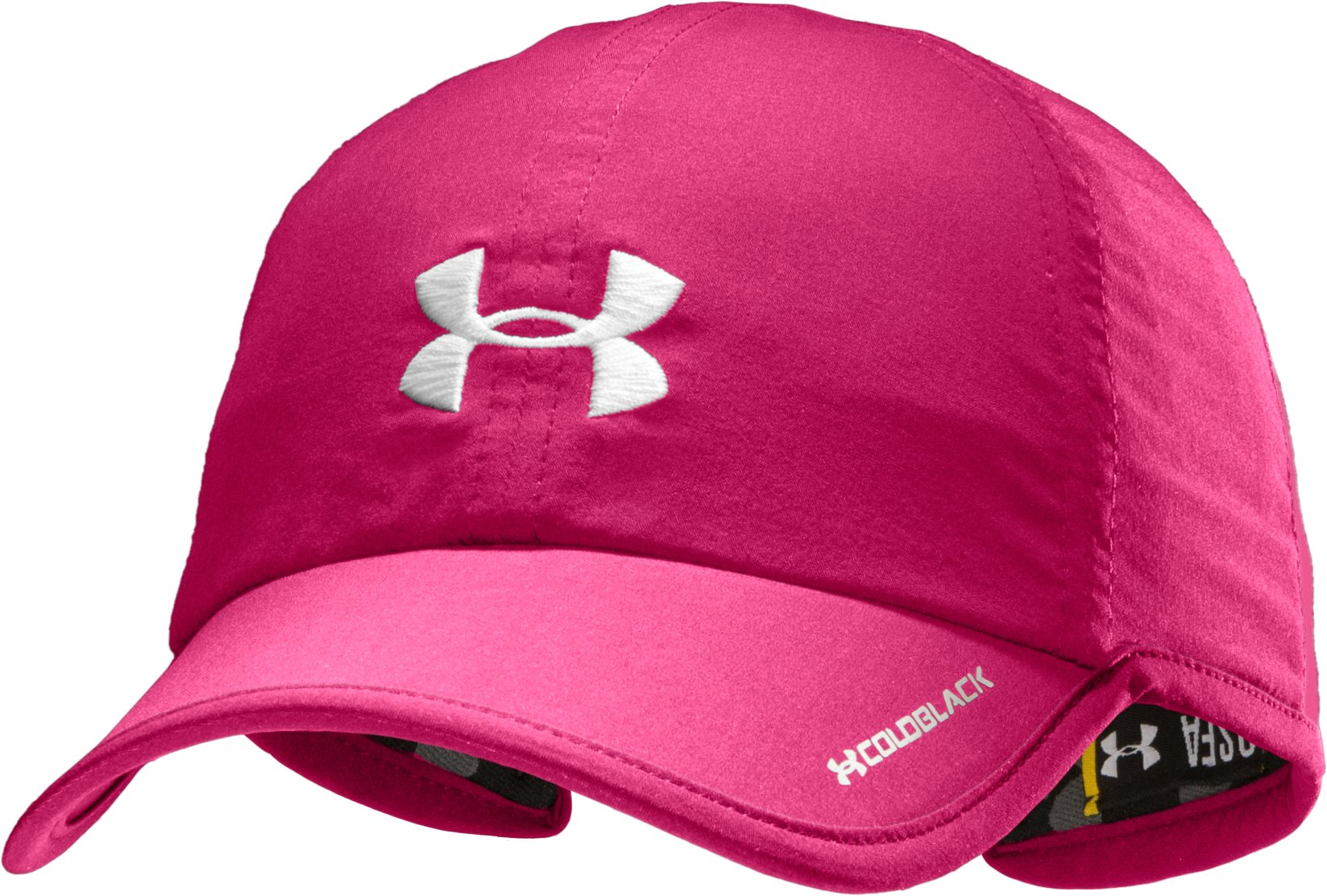 Women's UA Shadow Cap, Gloss, zoomed image