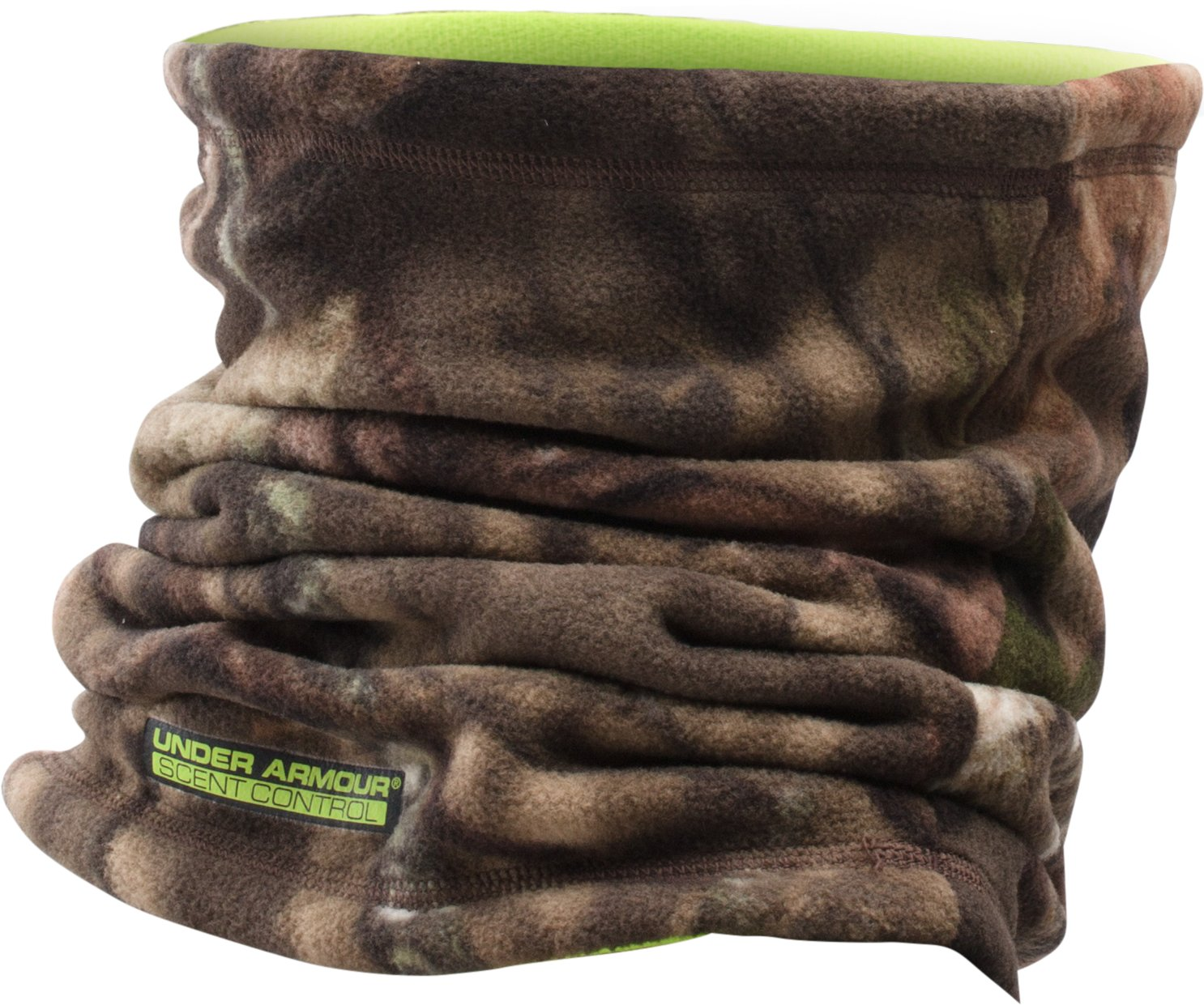 UA Scent Control Neck Gaiter, MOSSY OAK OPEN COUNTRY