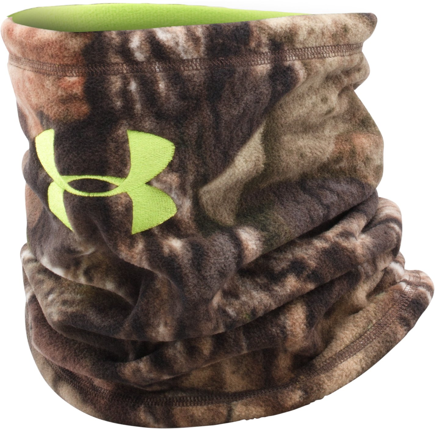 UA Scent Control Neck Gaiter, MOSSY OAK OPEN COUNTRY, zoomed image
