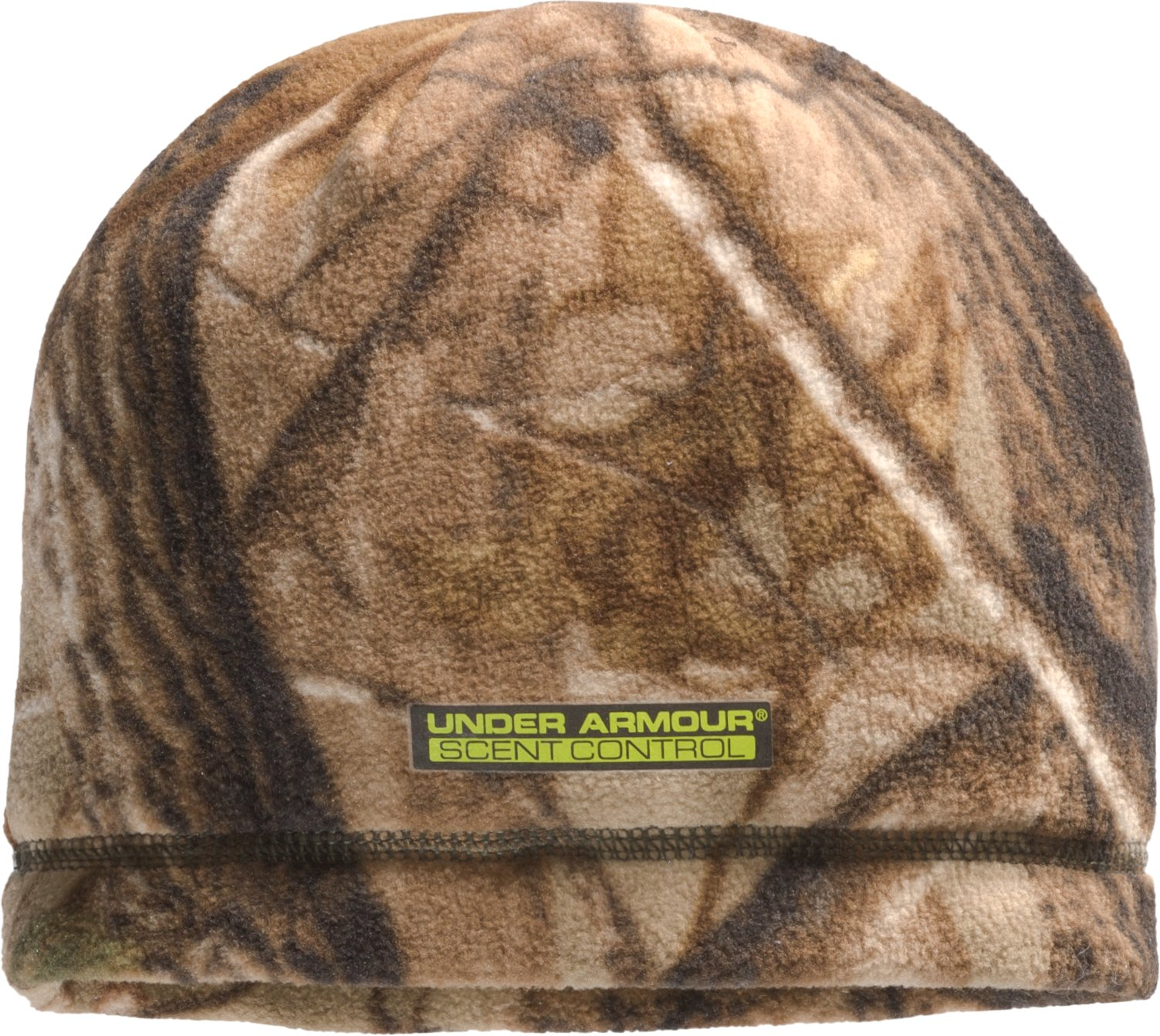 Women's UA Scent Control Beanie, REALTREE AP-XTRA, undefined