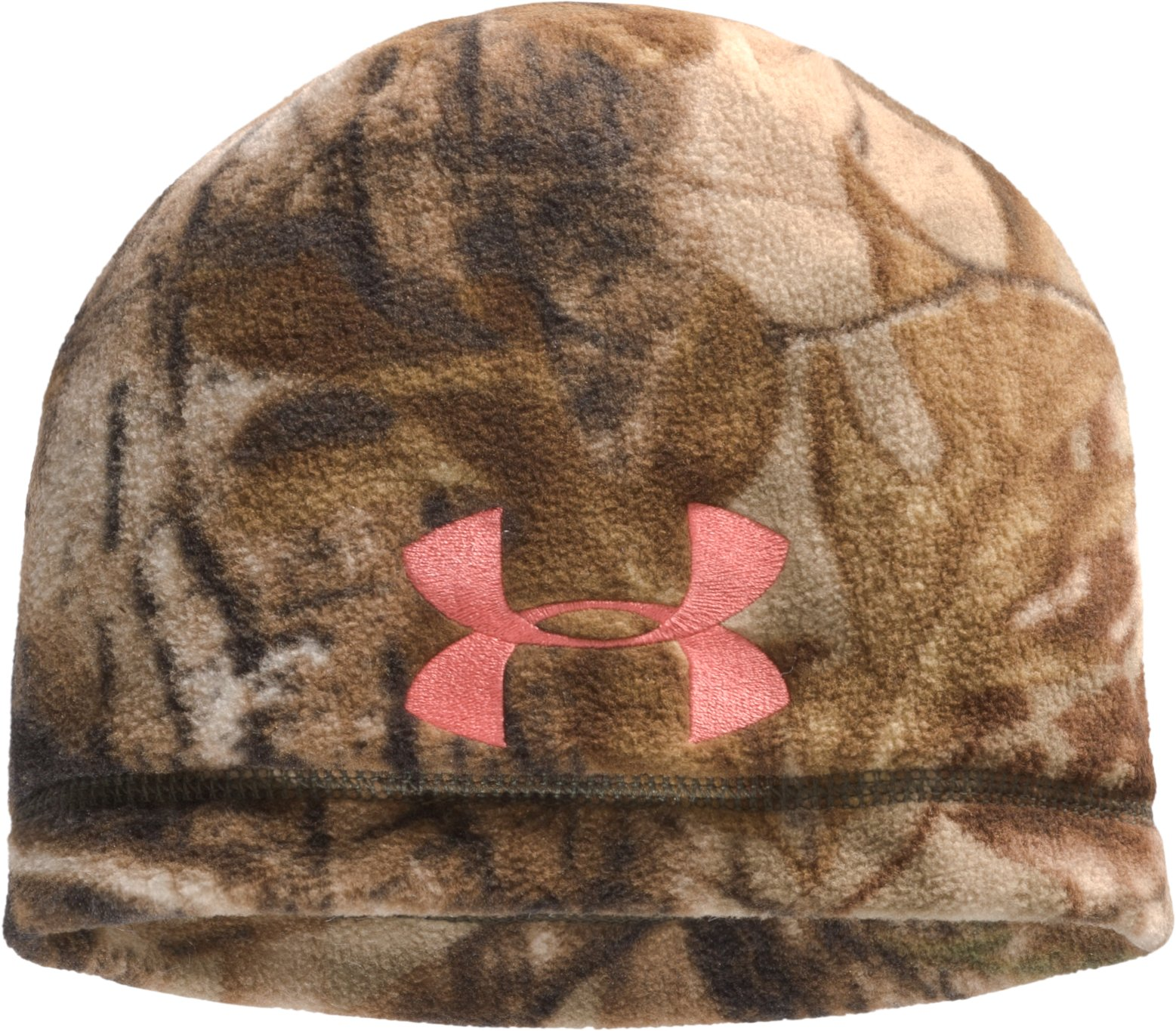 Women's UA Scent Control Beanie, REALTREE AP-XTRA