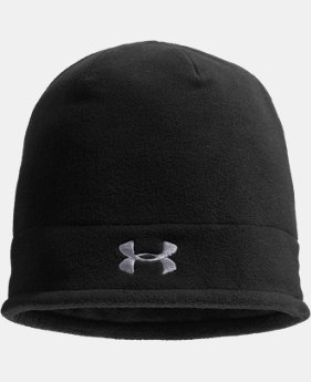 Boys' ColdGear® Infrared Fleece Storm Beanie