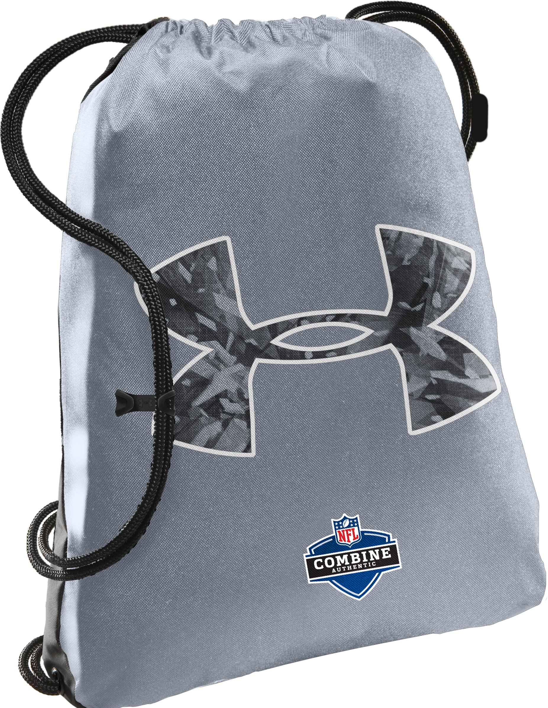 NFL Combine Authentic Tyro Sackpack, Steel, zoomed image