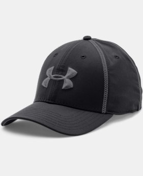 Men's UA Huddle Stretch Fit Cap