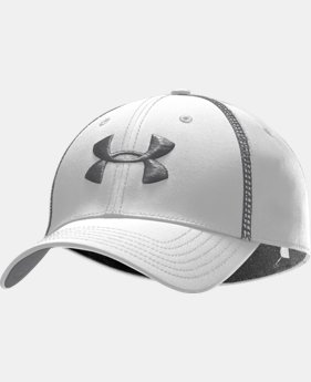 Men's UA Huddle Stretch Fit Cap LIMITED TIME: FREE U.S. SHIPPING 1 Color $18.99