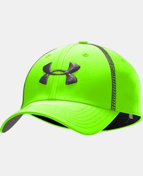 Men's UA Huddle Stretch Fit Cap  1 Color $13.49
