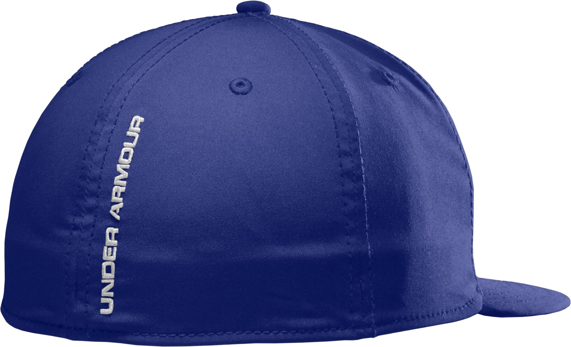 Men's UA Huddle II Flat Brim Cap, Royal