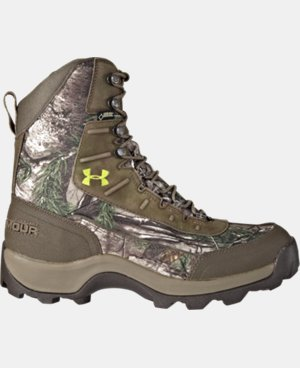 Men's UA Brow Tine Hunting Boots – Wide (2E)   $138.99