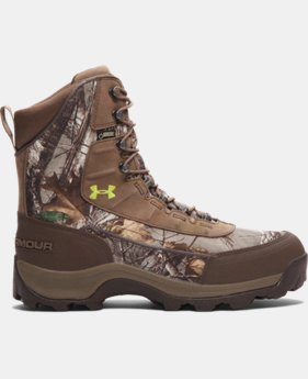 Men's UA Brow Tine Hunting Boots – 400g   $194.99