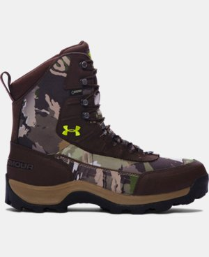 Men's UA Brow Tine Hunting Boots – 800g LIMITED TIME OFFER + FREE U.S. SHIPPING 2 Colors $149.99