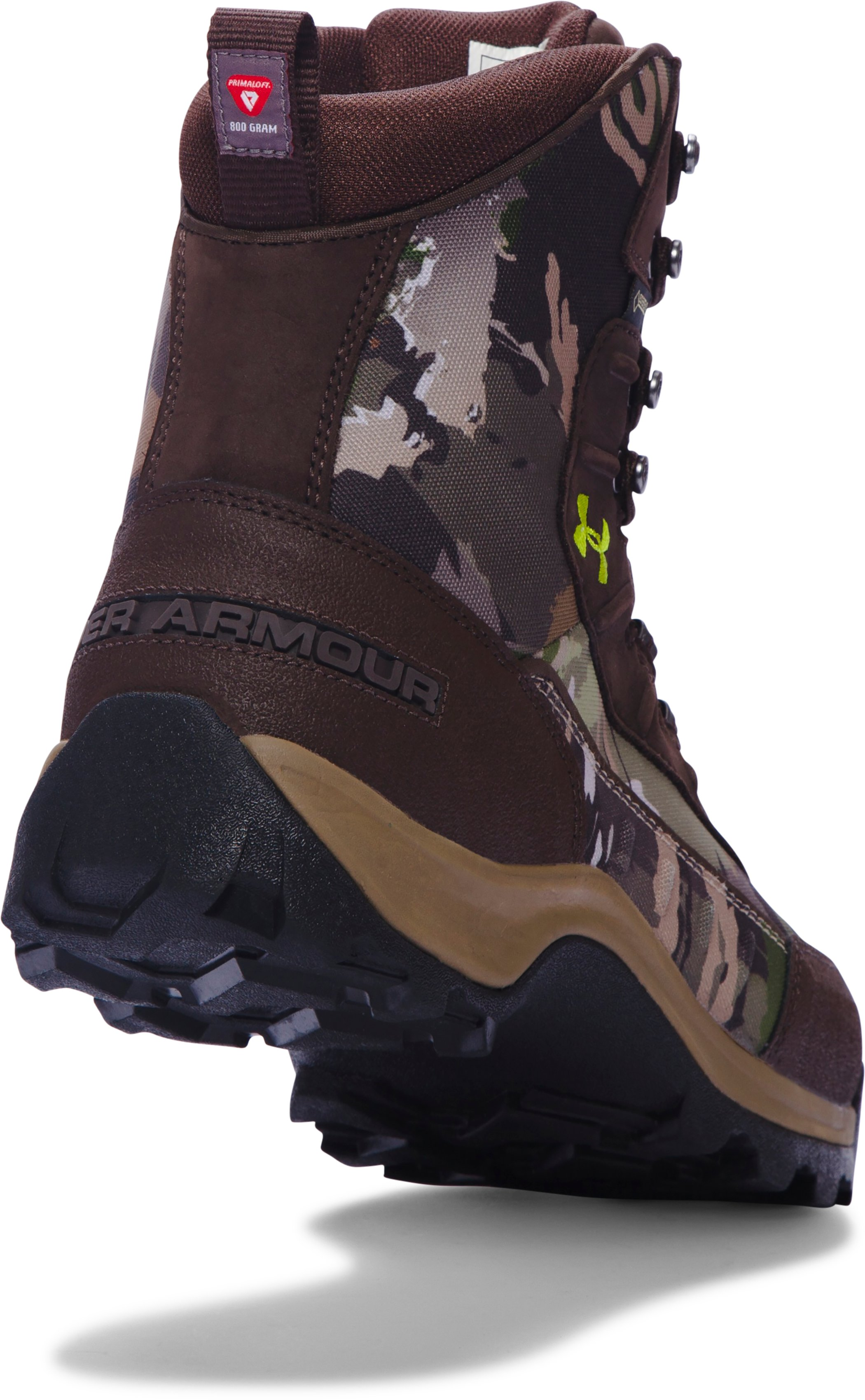 Men's UA Brow Tine Hunting Boots – 800g, RIDGE REAPER® FOREST