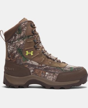 Best Seller  Men's UA Brow Tine Hunting Boots – 800g LIMITED TIME: FREE SHIPPING 1 Color $249.99