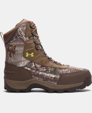 Best Seller  Men's UA Brow Tine Hunting Boots – 1200g  1 Color $259.99
