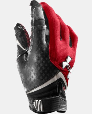 Men's UA Nitro Football Gloves  2 Colors $25.49