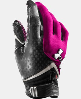 Men's UA Nitro Football Gloves LIMITED TIME: FREE U.S. SHIPPING 1 Color $25.49 to $26.99