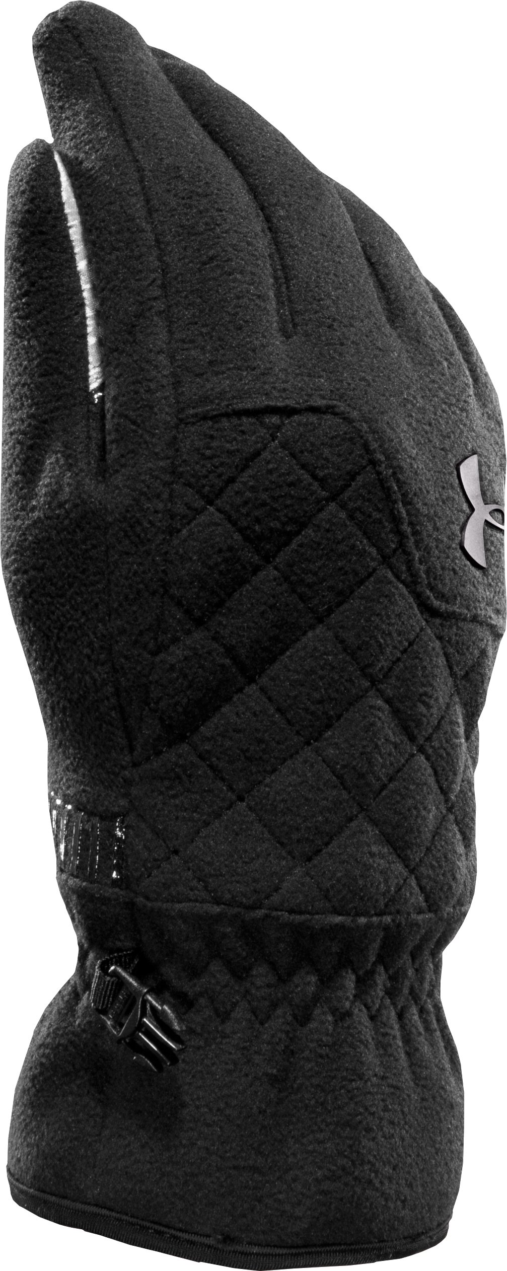 Women's ColdGear® Infrared UA Storm Convex, Black , zoomed image