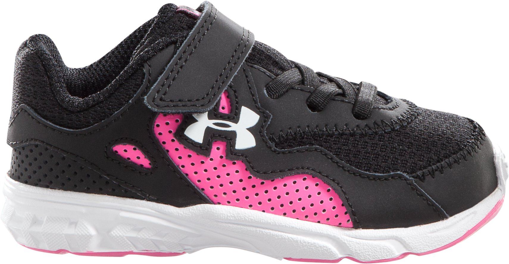 Girls' Infant UA Assert III Shoe, Black