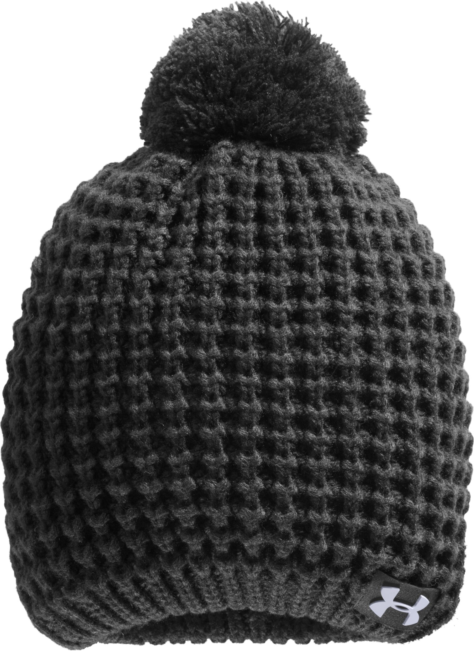 Women's ColdGear® Infrared Alpinelite Beanie, Black