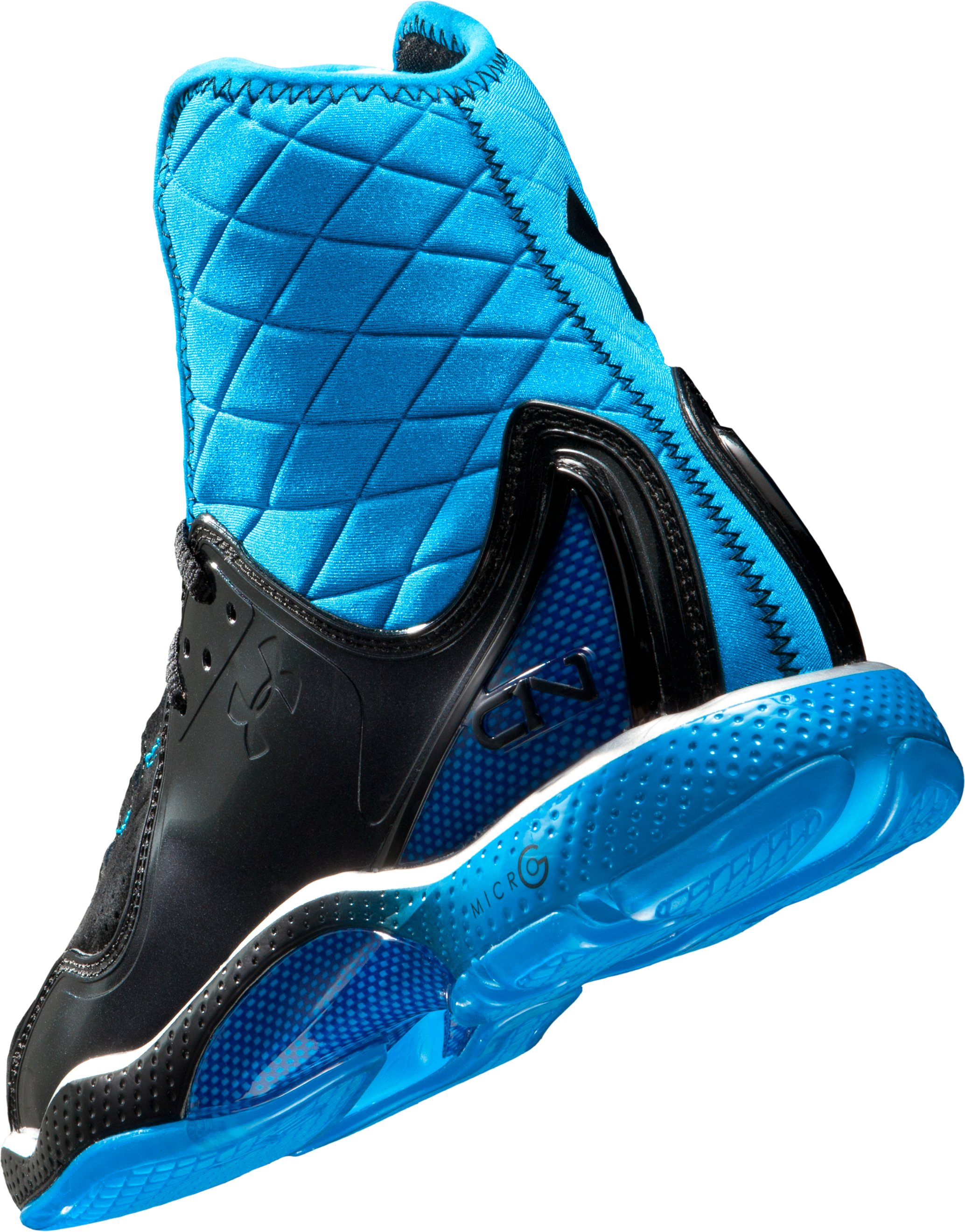 Men's UA Cam Highlight Training Shoes, Blue Heat