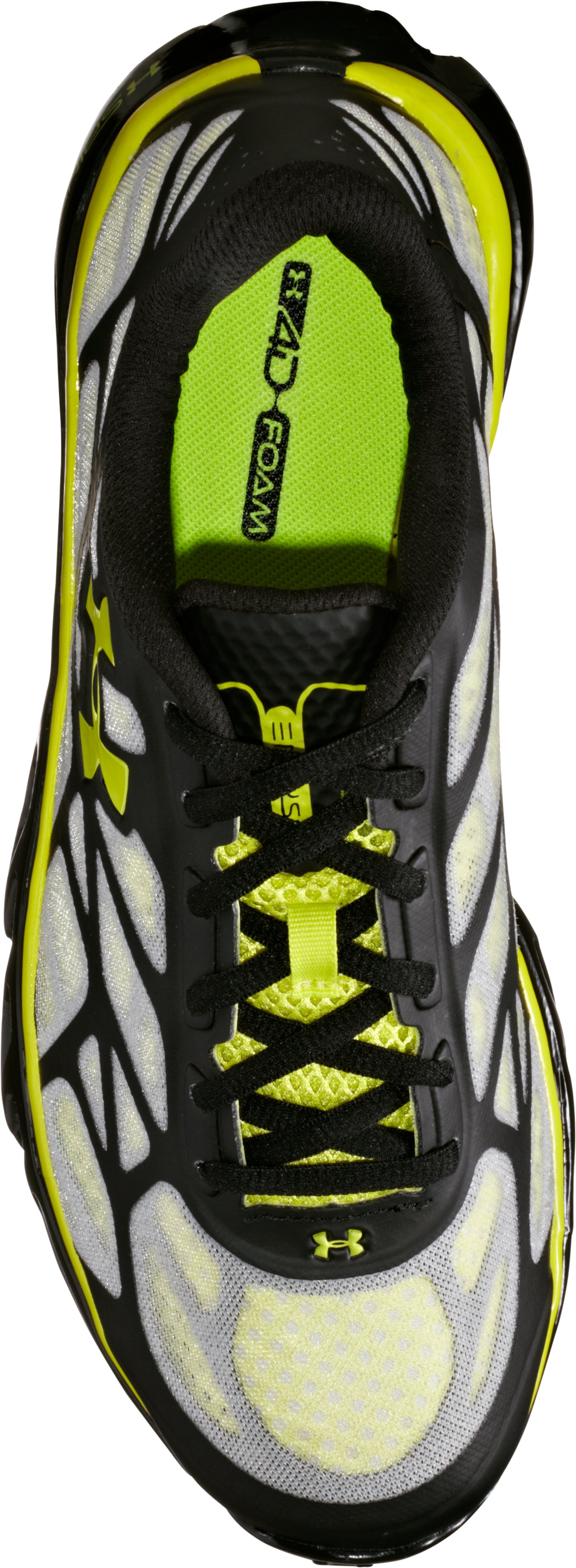 Men's UA Spine™ Vice Running Shoes, Black