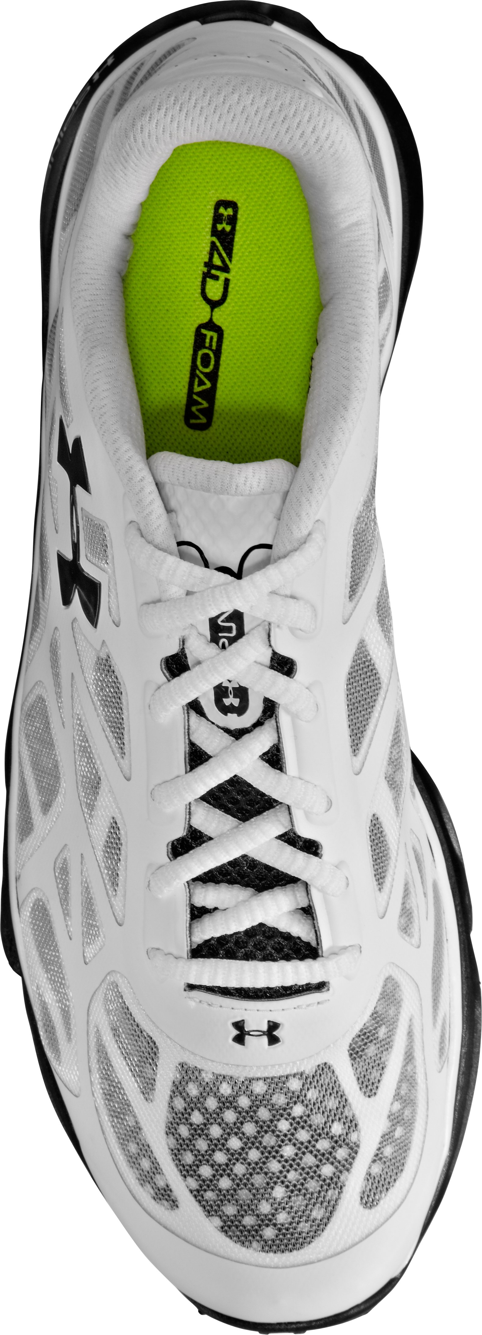 Men's UA Spine™ Vice Running Shoes, White