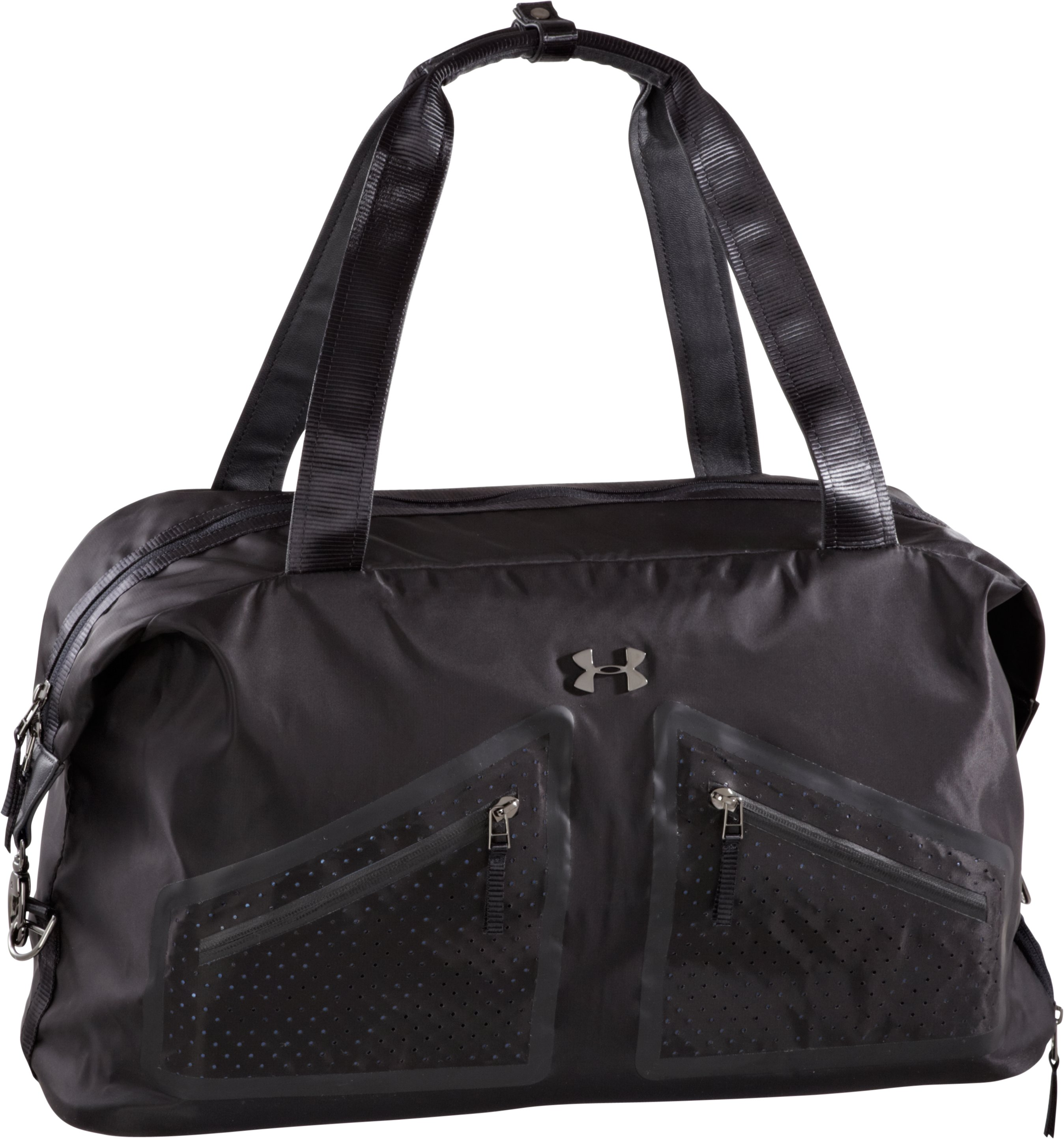 Women's UA Perfect Duffle Bag, Black , zoomed image