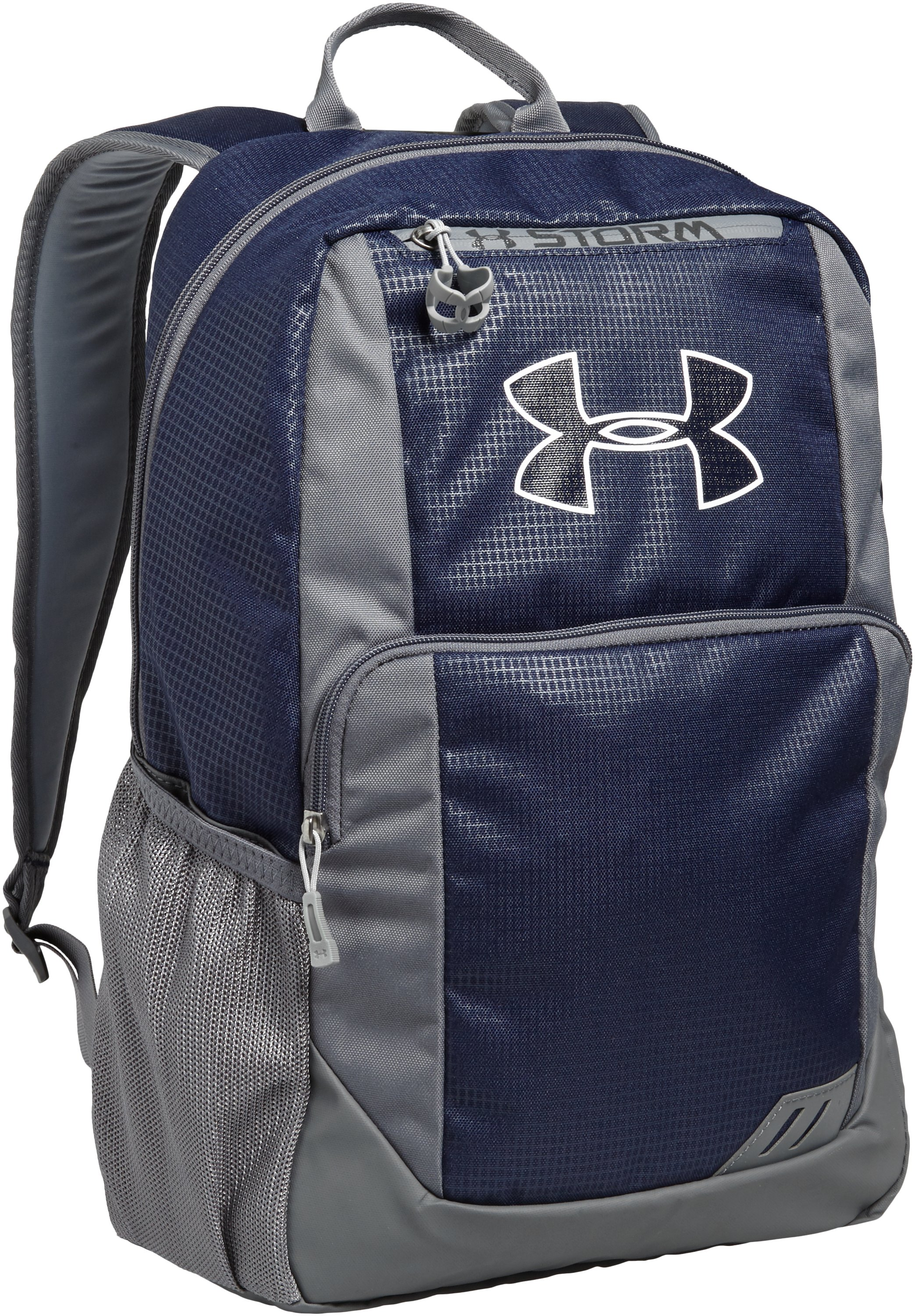 UA Ozsee Storm Backpack, Midnight Navy, zoomed image