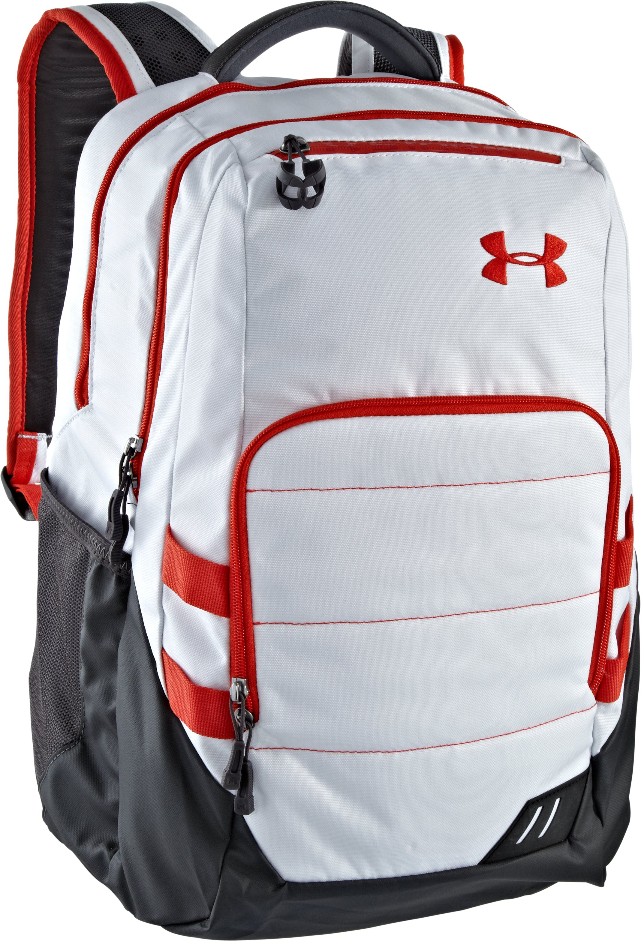 UA Camden Storm Backpack, White, zoomed image