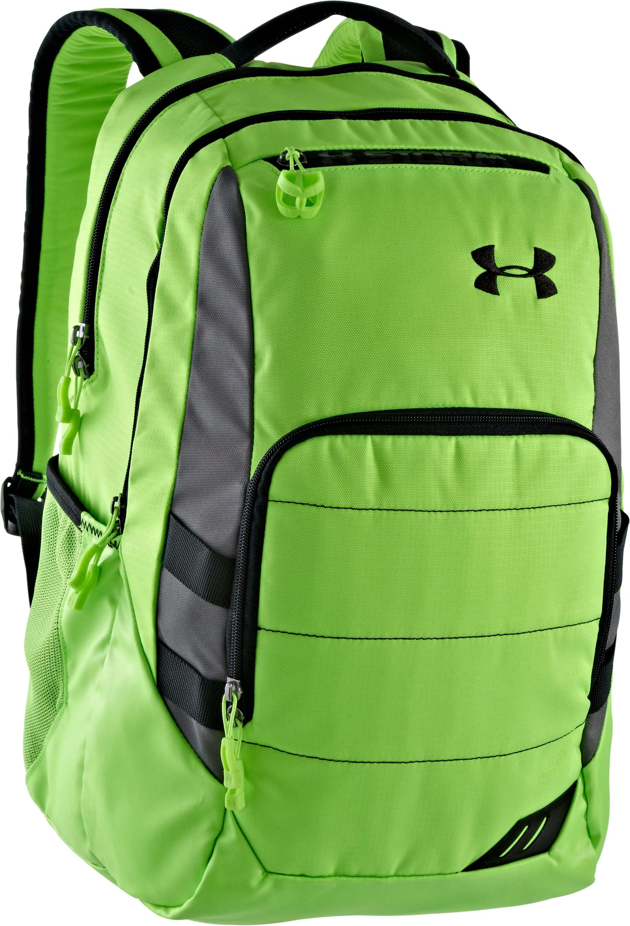 UA Camden Storm Backpack, HYPER GREEN