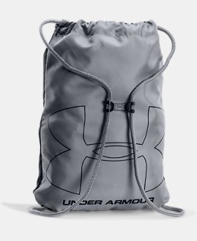 UA Ozsee Sackpack  8 Colors $14.99