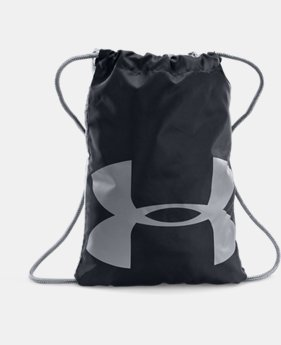 UA Ozsee Sackpack  3 Colors $17.99