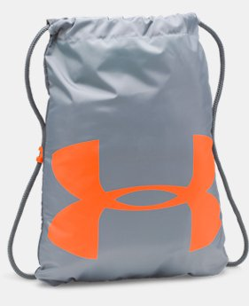 UA Ozsee Sackpack  3 Colors $14.99