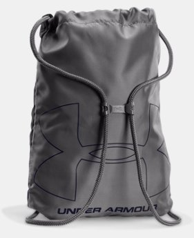 UA Ozsee Sackpack  4 Colors $17.99