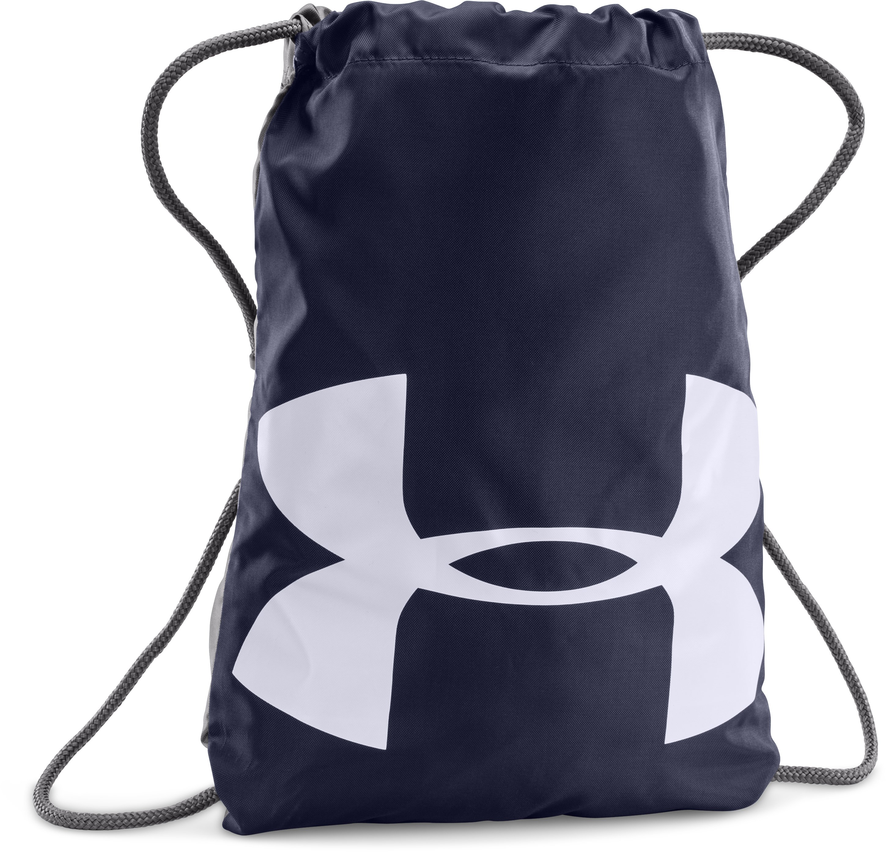 UA Ozsee Sackpack, Midnight Navy, zoomed image