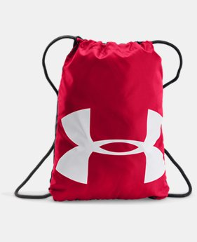 UA Ozsee Sackpack LIMITED TIME: FREE U.S. SHIPPING 3 Colors $14.99