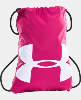 UA Ozsee Sackpack  1  Color Available $14.99