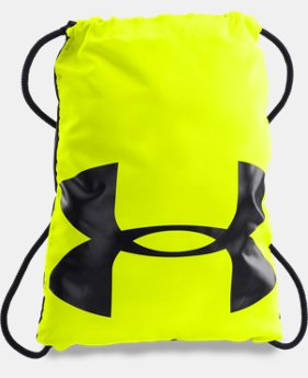 UA Ozsee Sackpack LIMITED TIME: UP TO 30% OFF 1 Color $11.99