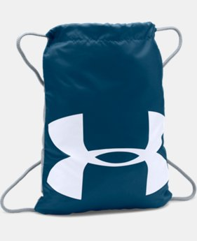 UA Ozsee Sackpack  7 Colors $17.99