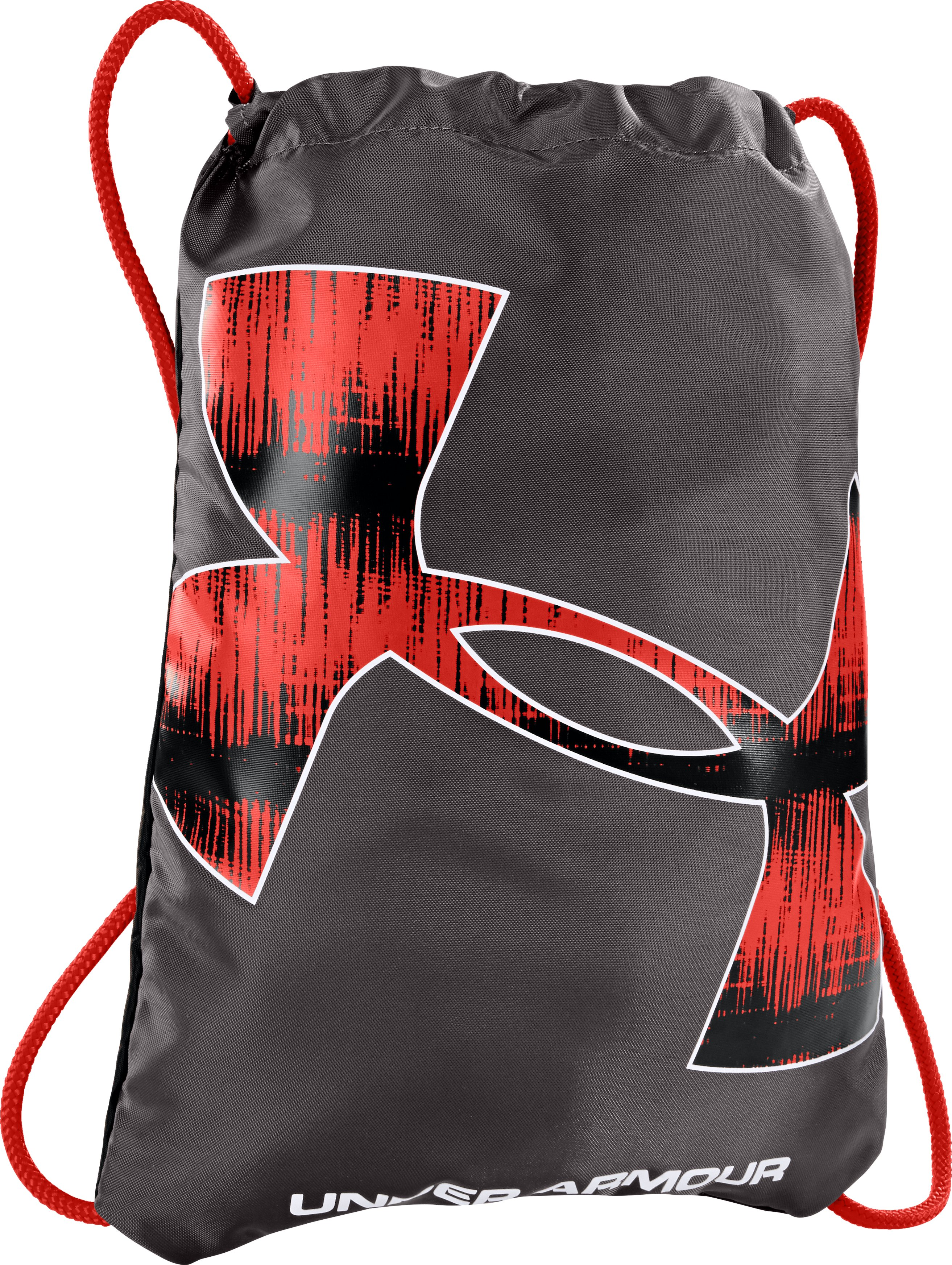 UA Ozsee G Sackpack, Charcoal, zoomed image