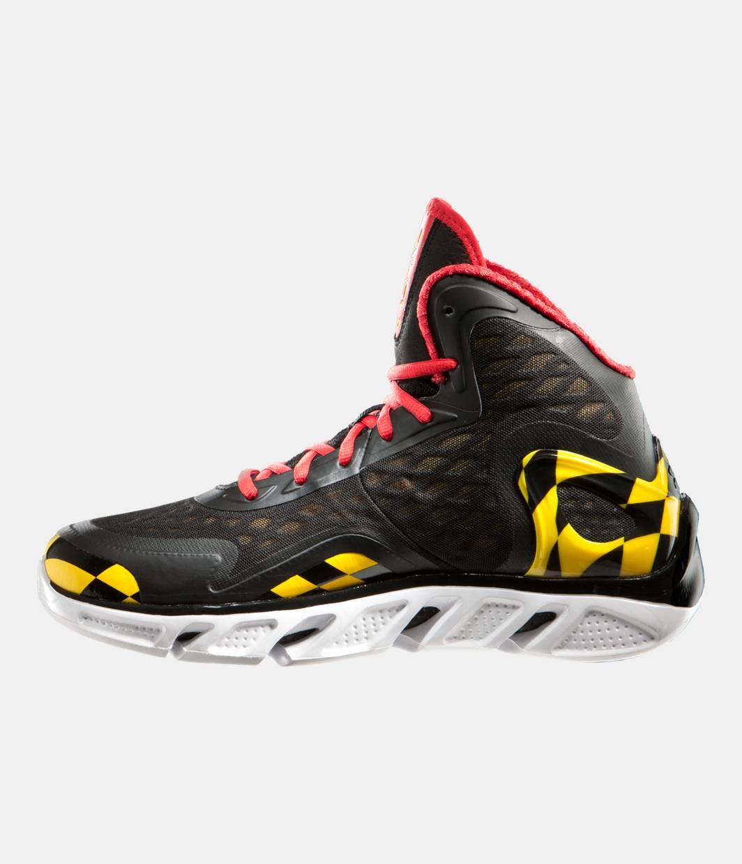 Men S Ua Spine Bionic Basketball Shoes